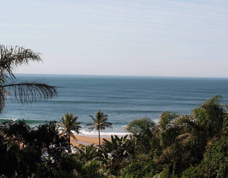 View of Zinkwazi Beach